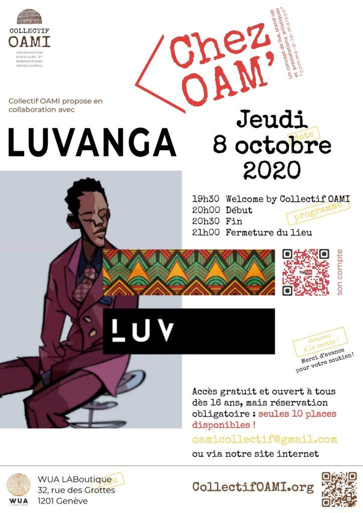 Affiche-ChezOAM-Luvanga-08-10-2020-web